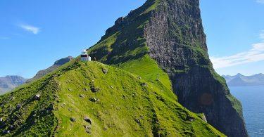 Wyspy Owcze James Bond na Wyspach Owczych – film był kręcony na wyspie Kalsoy