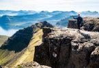 Trekking na Slaettaratindur to jedna z atrakcji wyprawy na Wyspy Owcze.