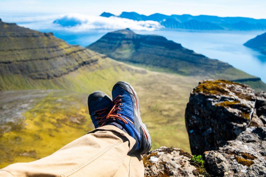 Slaettaratindur – najwyższy szczyt Wysp Owczych.