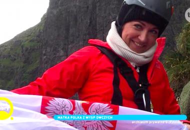 Sabina poulsen w Dzień Dobry TVN