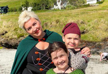narodowy strój farerski