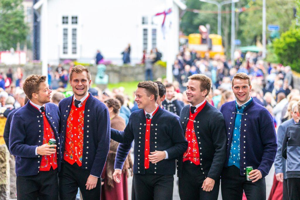 Ólavsøka święto narodowe Wysp Owczych