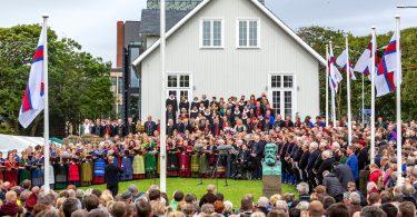 Ólavsøka narodowe święto wysp owczych