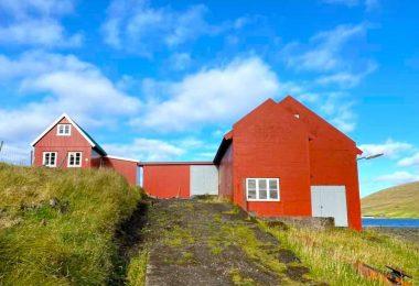 Stacja wielorybnicza w Við Áir