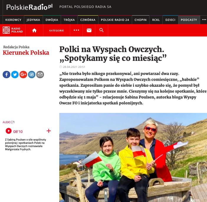 Polki na Wyspach Owczych